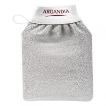 Argandia - White exfoliating body glove