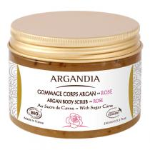 Argandia - Gommage Corps Argan Rose 150ml