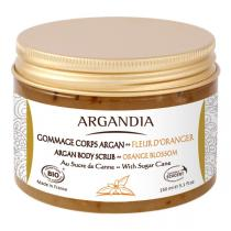 Argandia - Gommage corps fleur d'oranger 150ml