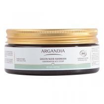 Argandia - Savon Noir Hamman Eucalyptus 150ml