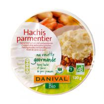 Danival - Bio-Hackfleisch-Kartoffelpüree-Auflauf 320gr