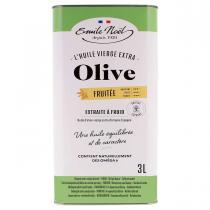 Emile Noel - Huile d'olive vierge extra fruitée 3L