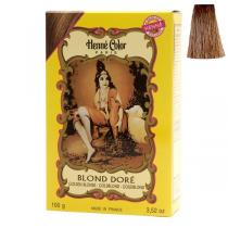 Henne Color - Coloration Henné Blond Doré 100g