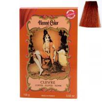 Henne Color - Henna Pulver - Kupfer - 100g