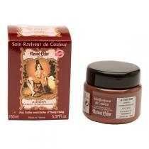 Henne Color - Henna Kurpackung - Dunkelmahagoni - 150ml