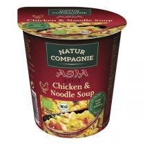 Natur Compagnie - Soupe asiatique de poulet aux pâtes 55g