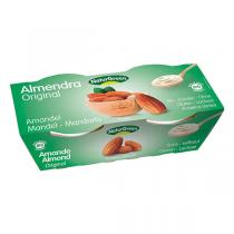 NaturGreen - Dessert aux Amandes Bio 2 x 125 g