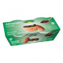 NaturGreen - Dessert aux Amandes Chocolat Bio 2x125g