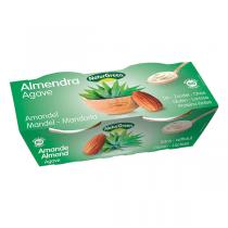 NaturGreen - Organic almond dessert with agave syrup