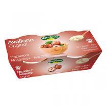 NaturGreen - Organic creamy hazelnut dessert pack 2 x 125g
