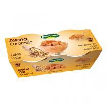 NaturGreen - Dessert avena e caramello 2 x 125g