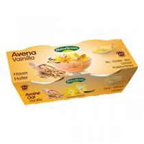 NaturGreen - Vanilla & oats dessert 2 x 125 g