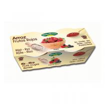 NaturGreen - Rice dessert with red fruits 2 x 125 g