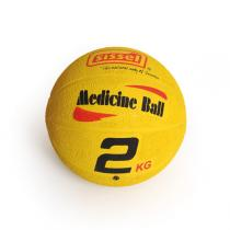 Sissel - Medizinball Übungsball 2kg Grün