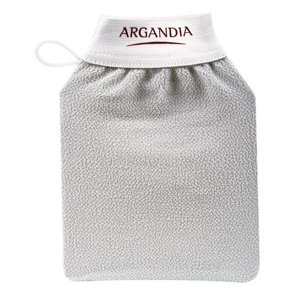 gant pour gommage du corps