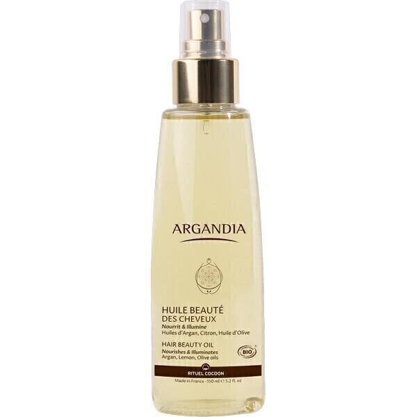 Argandia - Huile Beauté des Cheveux Argan Ylang-Ylang 150ml