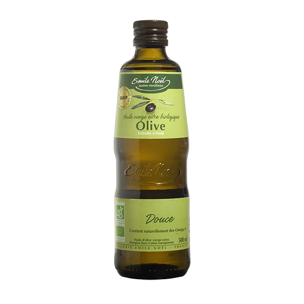 Emile Noel - Huile d'olive vierge extra douce 50cl