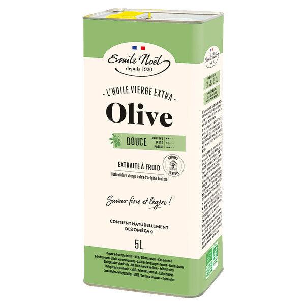 Emile Noel - Huile d'olive vierge extra douce 5L