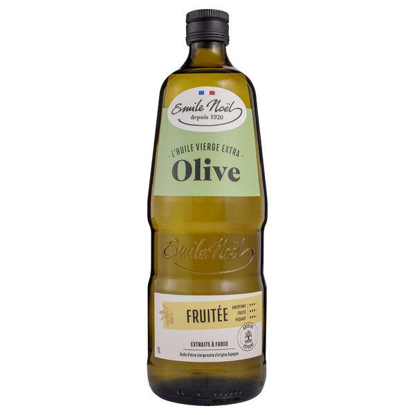 Emile Noel - Huile d'olive vierge extra fruitée 1L
