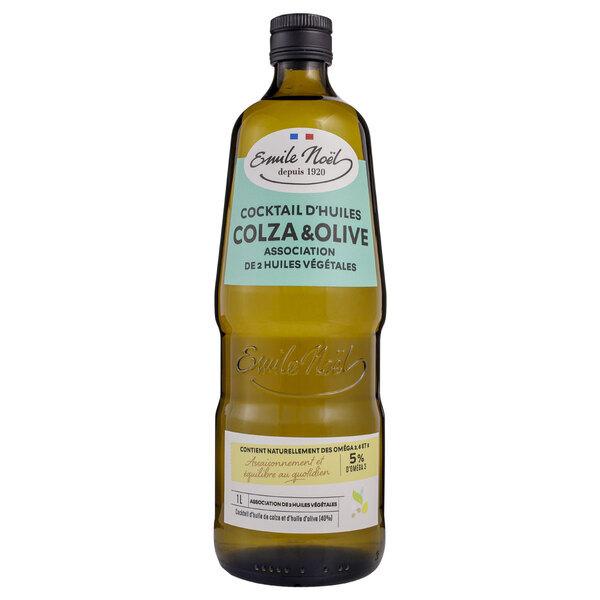 Emile Noel - Huile de colza et olive 1L