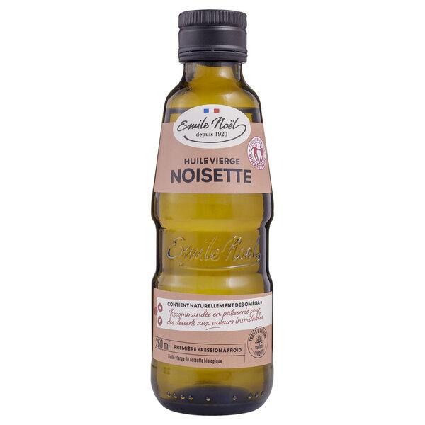 Emile Noel - Huile de noisette vierge 25cl