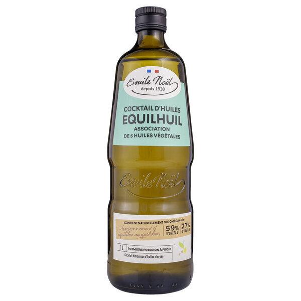 Emile Noel - Huile Equilhuil mélange de 5 huiles 1L