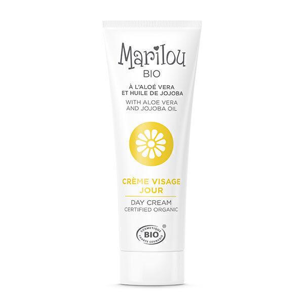 Marilou Bio - Crème de jour hydratante Peaux normales 30ml