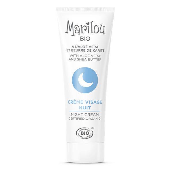 Marilou Bio - Crème de nuit hydratante 30ml