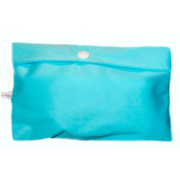 Toudoo Natura - Petite Pochette Imperméable Turquoise