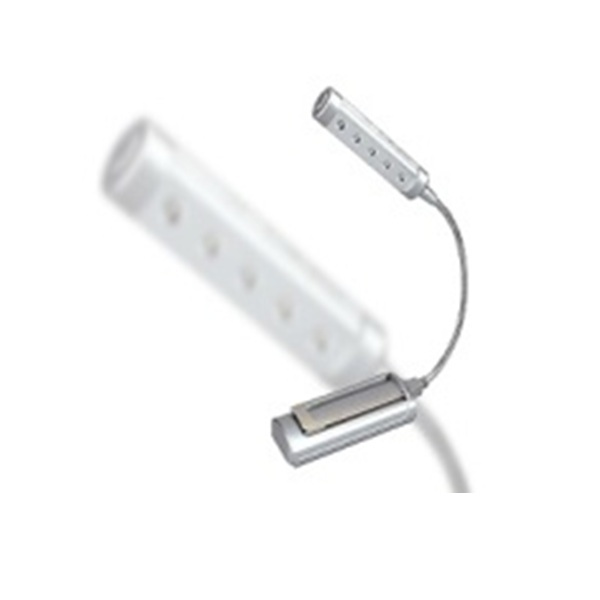 Xanlite - 5 white LED self-running lighting
