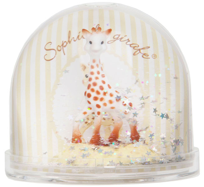 Trousselier - Boule à neige Sophie la Girafe