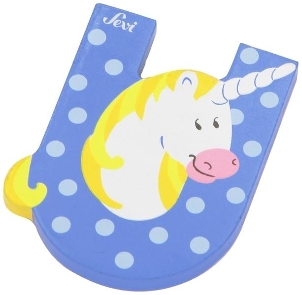 Sevi - Lettre U Unicorn