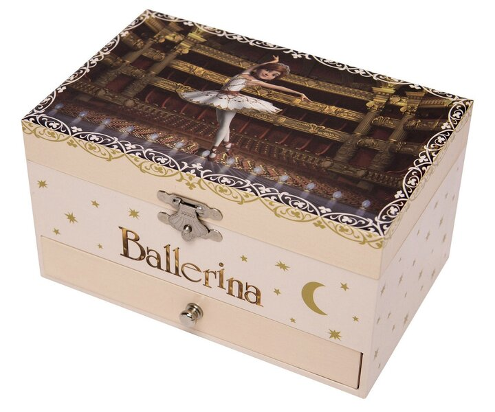 Trousselier - Coffret Musical Ballerina