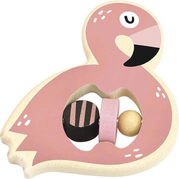 Vilac - Hochet Flamingo Michelle Carlslund
