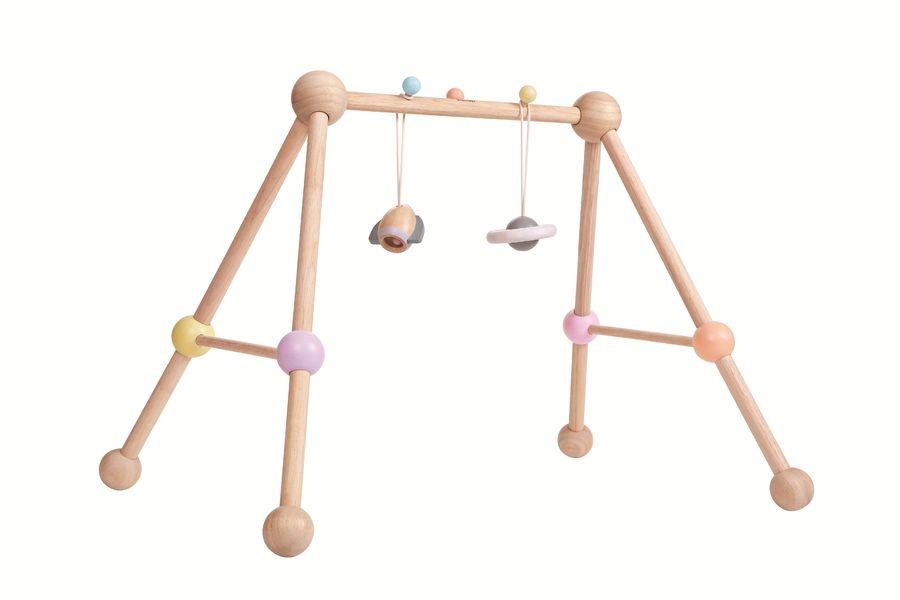 Plan Toys - Arche d'activité pastel