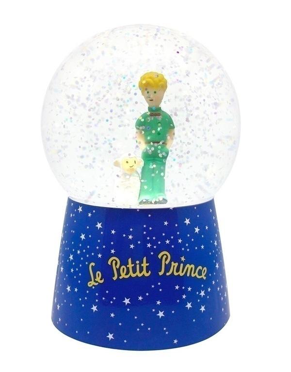 Trousselier - Veilleuse Boule à Neige Musicale Petit Prince