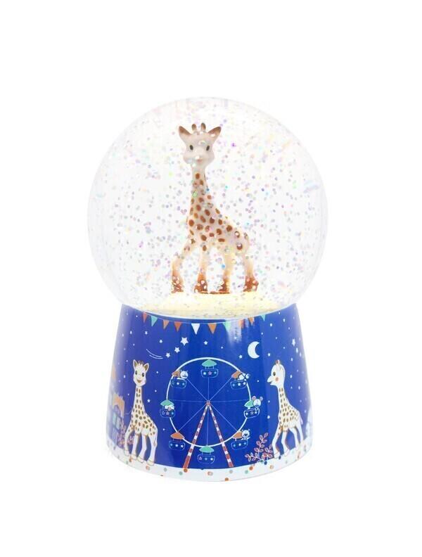 Trousselier - Boule à neige musicale Sophie la Girafe Paris
