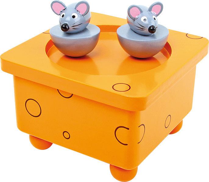 Small Foot - Boite à Musique Danse des souris