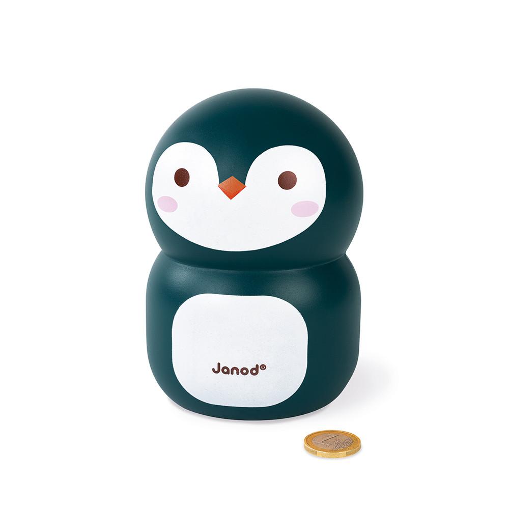 Janod - Tirelire Pingouin