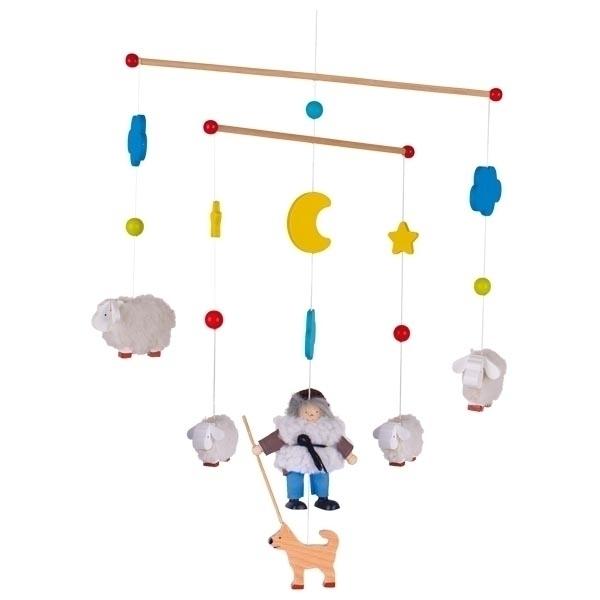 Goki - Mobile Berger et ses moutons
