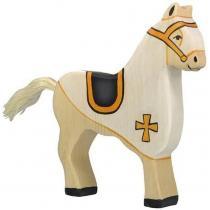 Holtztiger - Cheval du chevalier blanc