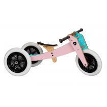 WishBone - Draisienne Wishbone Bike 3 en 1 Rose