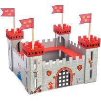 Le toy van - Château rouge