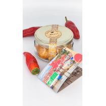 Aux saveurs d'elodie - Piquant basque 150gr biscuits apéritif au piment d'espelette