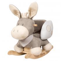 Nattou - Bascule Cappuccino l'âne