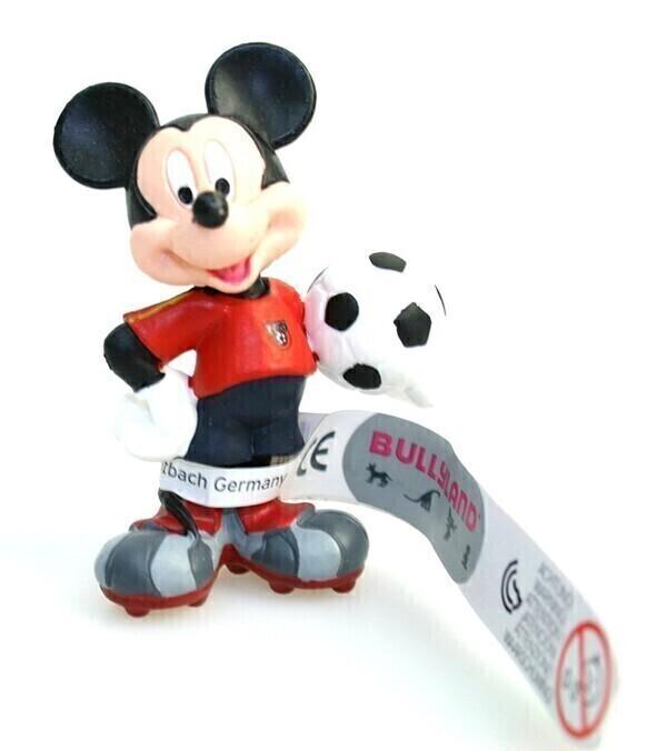 Bullyland - Mickey footballeur espagnol