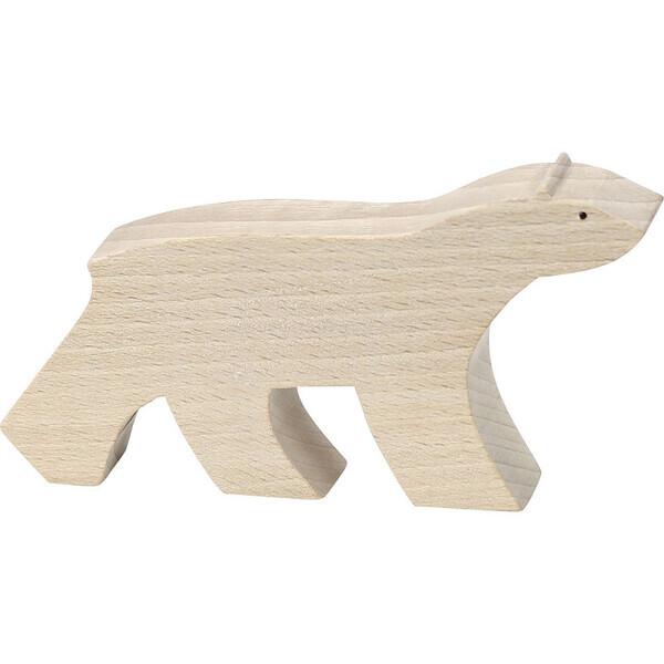 Vilac - Ours blanc Pompon