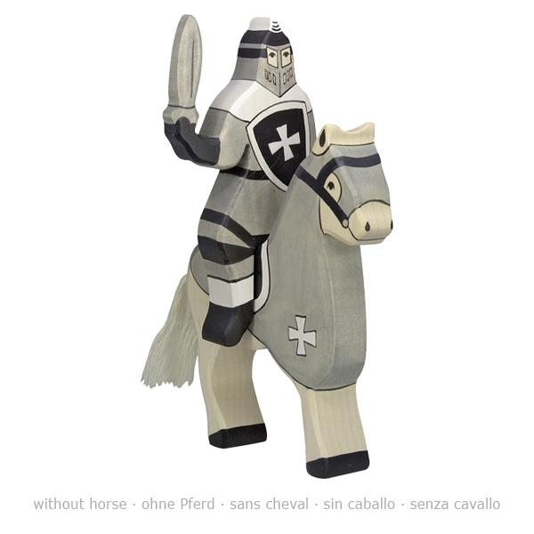 Holtztiger - Chevalier gris avec épée
