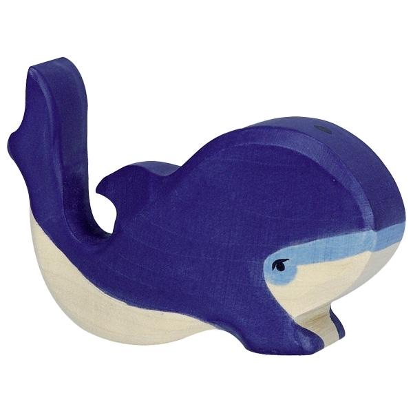 Holtztiger - Baleine bleue