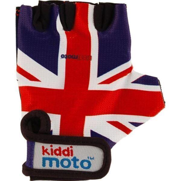 Kiddimoto - Gants Union Jack SMALL